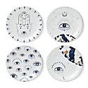Fern&Co Spirit Eye Collection Dessert Plate / Set of 4 image