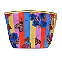 Xl Vegan Circus Stripe Washbag & Giftbox image
