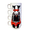 Super Badger Espresso Cups image