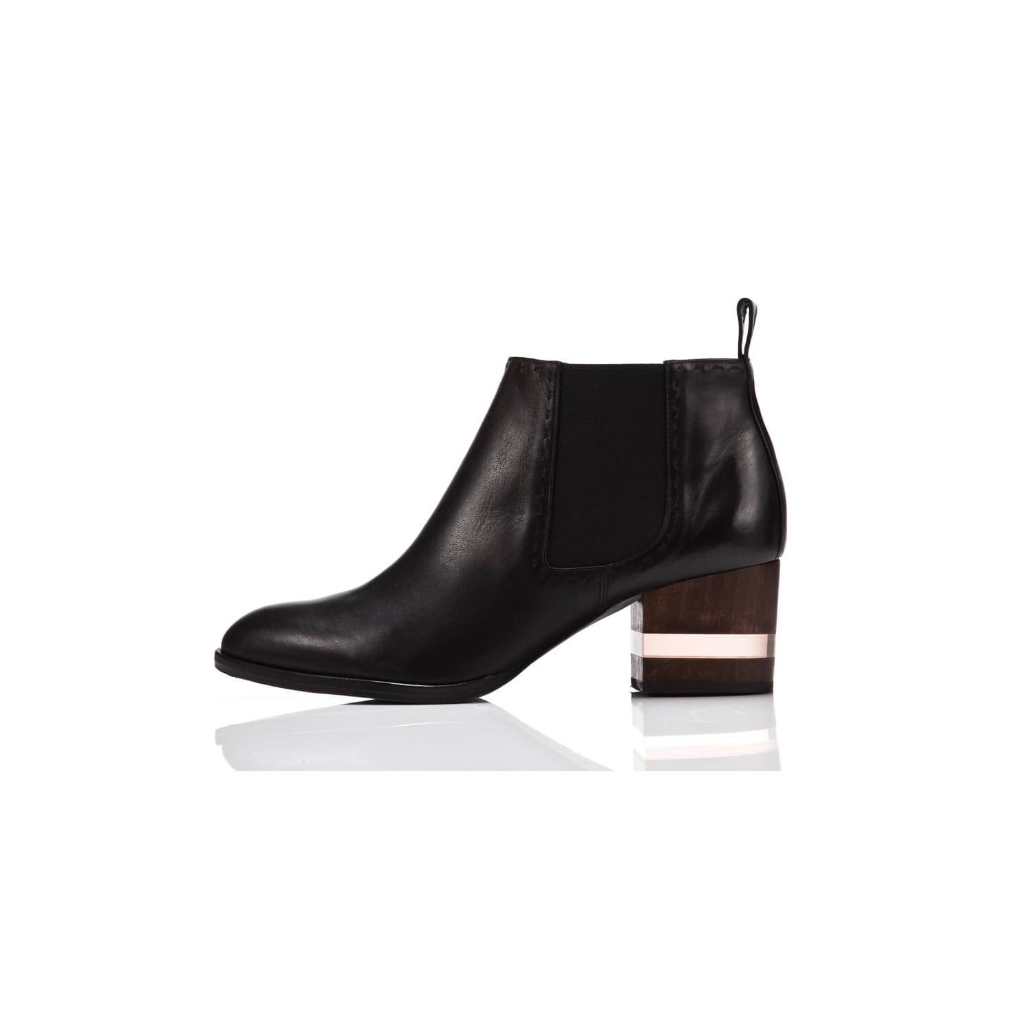 6a3722eb2df3c Float Boot Black | Dear Frances | Wolf & Badger