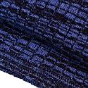 Navy Melange Wool & Cashmere Scarf image