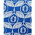Mens Linen Shirt Guava - Dazzling Blue image