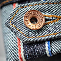 The New Frontier Selvedge Denim Jeans image