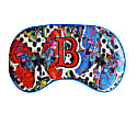 B For Butterfly Silk Eye Mask In Gift Box image