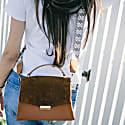Kate Handbag White image