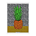 Pineapple - Grey image
