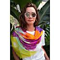 Phra Nang Sunset Cashmere Blend Scarf image