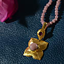 Harlow Pink Opal Ruby Pendant image