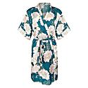 Brooklyn Floral Kimono Robe Junebug image