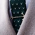 Descend Gold Tie Bar image
