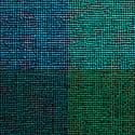 Integrate Handwoven Quaternio Blue Throw image