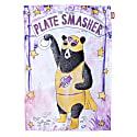 Amazing Plate Smasher Tea Towel image