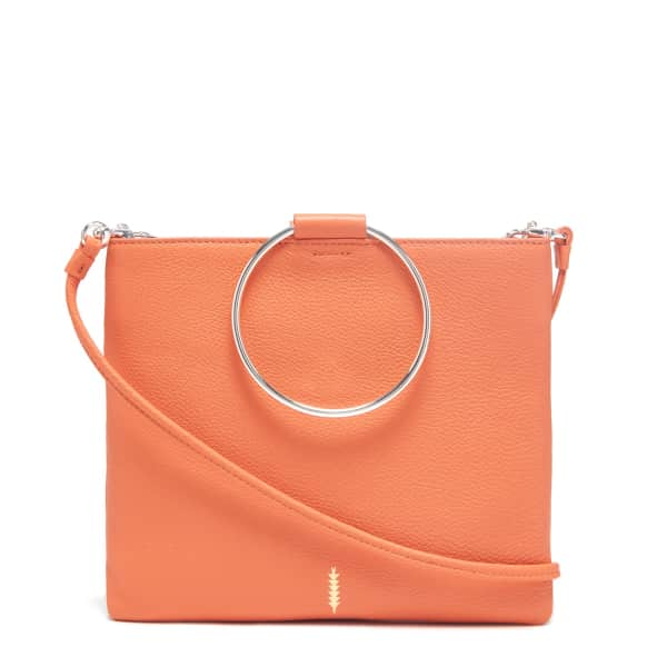 THACKER NEW YORK Le Pouch in Mandarin