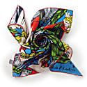 Hide & Seek Silk Scarf image