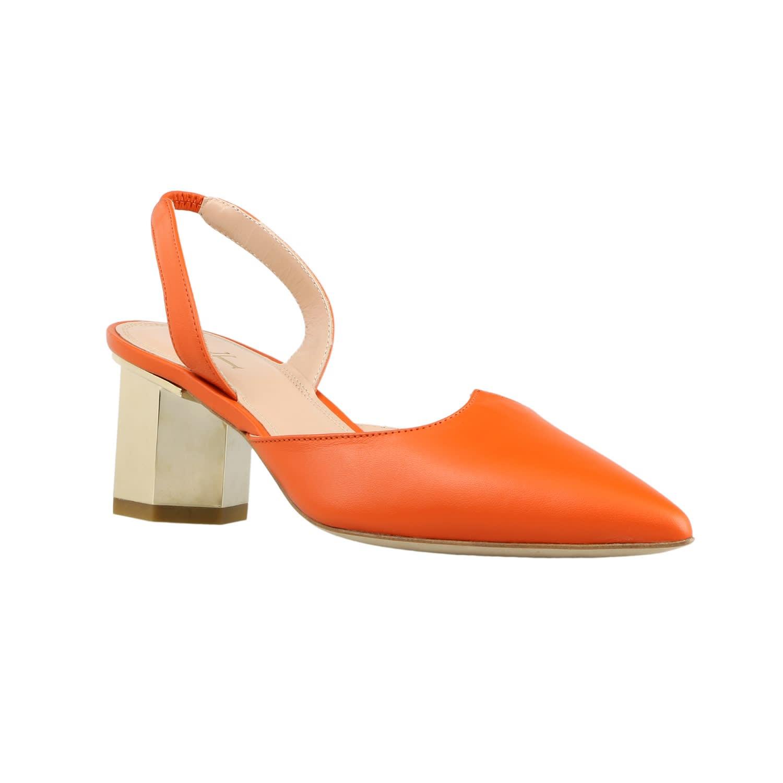 Lamperti Themis Orange Heel iXzy6C