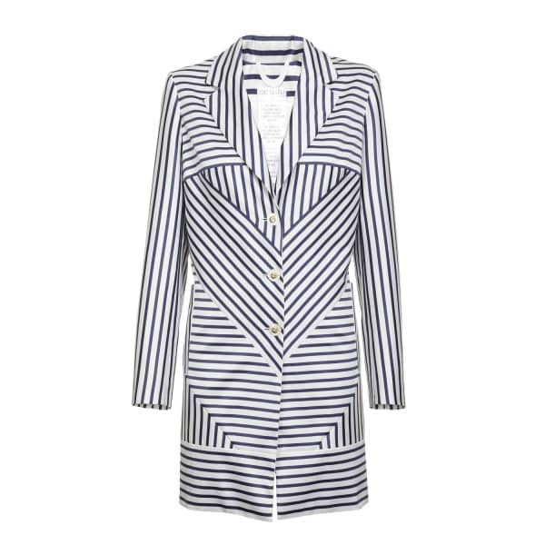 JIRI KALFAR Jacket with Stripes