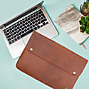 Leather Oslo Case In Vintage Brown image