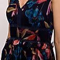 Silk Maxi Dress image