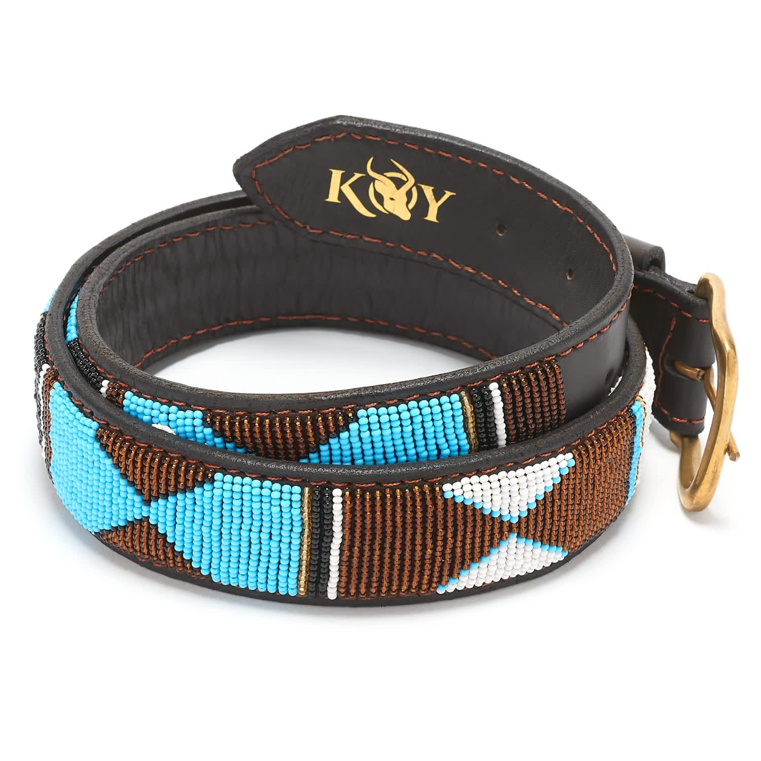 b00a2f21c Hand-Beaded Maasai Mwezi Belt Wide | Koy Clothing | Wolf & Badger