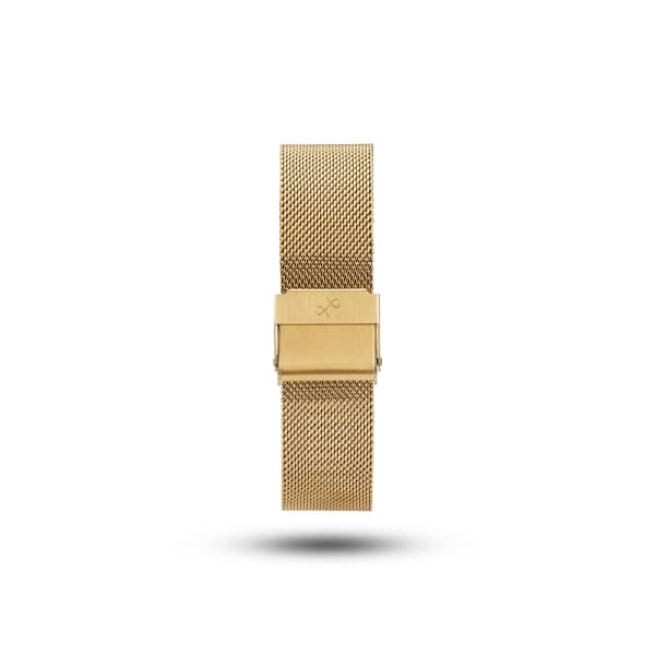 ABOUT VINTAGE Mesh Band Gold
