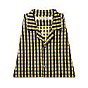Yukata Shirt Black & Yellow image