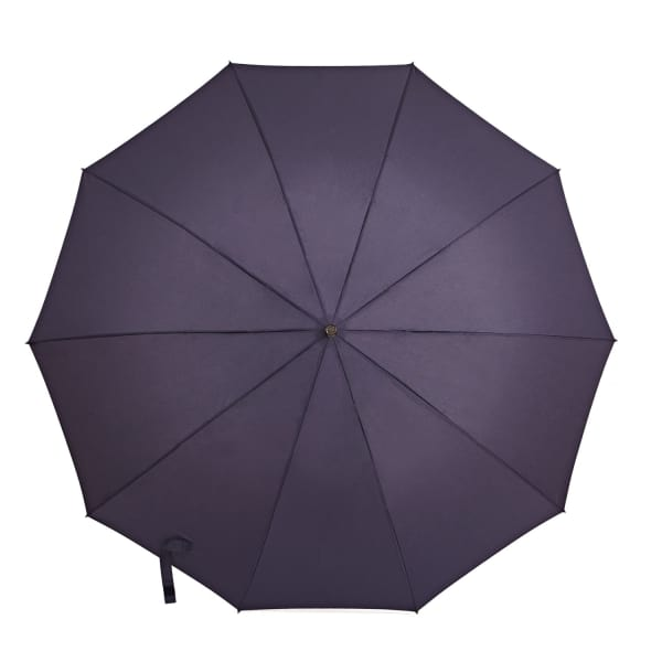 GIZELLE RENEE Serendipity Compact Navy Umbrella