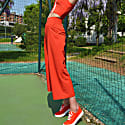 Desire Trousers In Tomato Red image