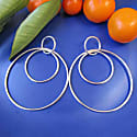 Lola Earrings – Sterling Silver image