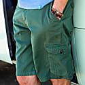 Crab Cargo Shorts Green image