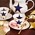 Lucky Stars Teacup & Saucer image