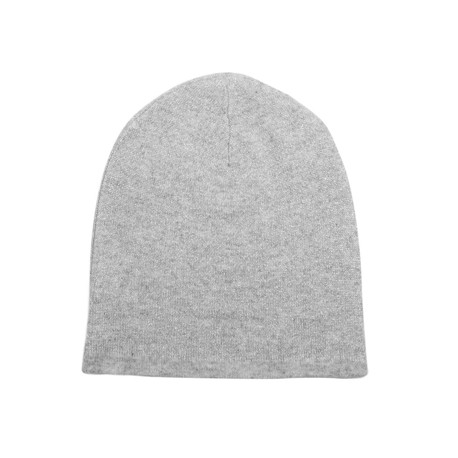 1d027806a54 Cashmere Beanie Grey Sparkly image