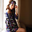 Ariana Floral Sleep Mask image