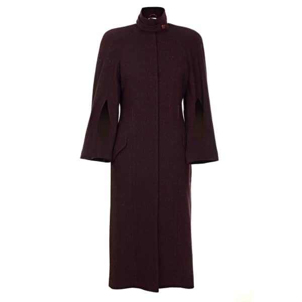 JIRI KALFAR Bordo Coat