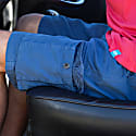 Crab Cargo Shorts in Blue image
