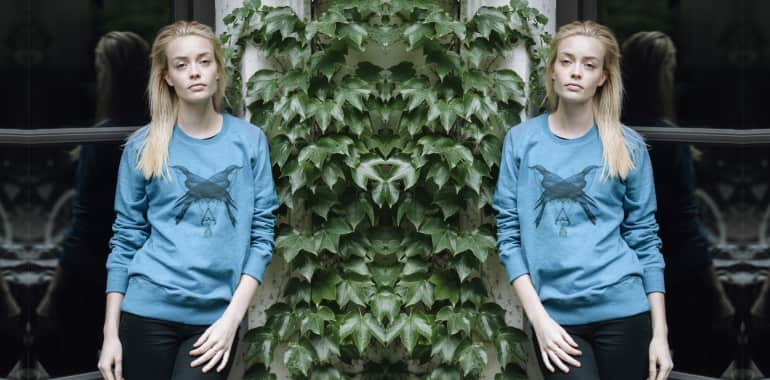 Ultra Tee | Designer Collection | Wolf & Badger