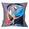 Puffin Cushion image