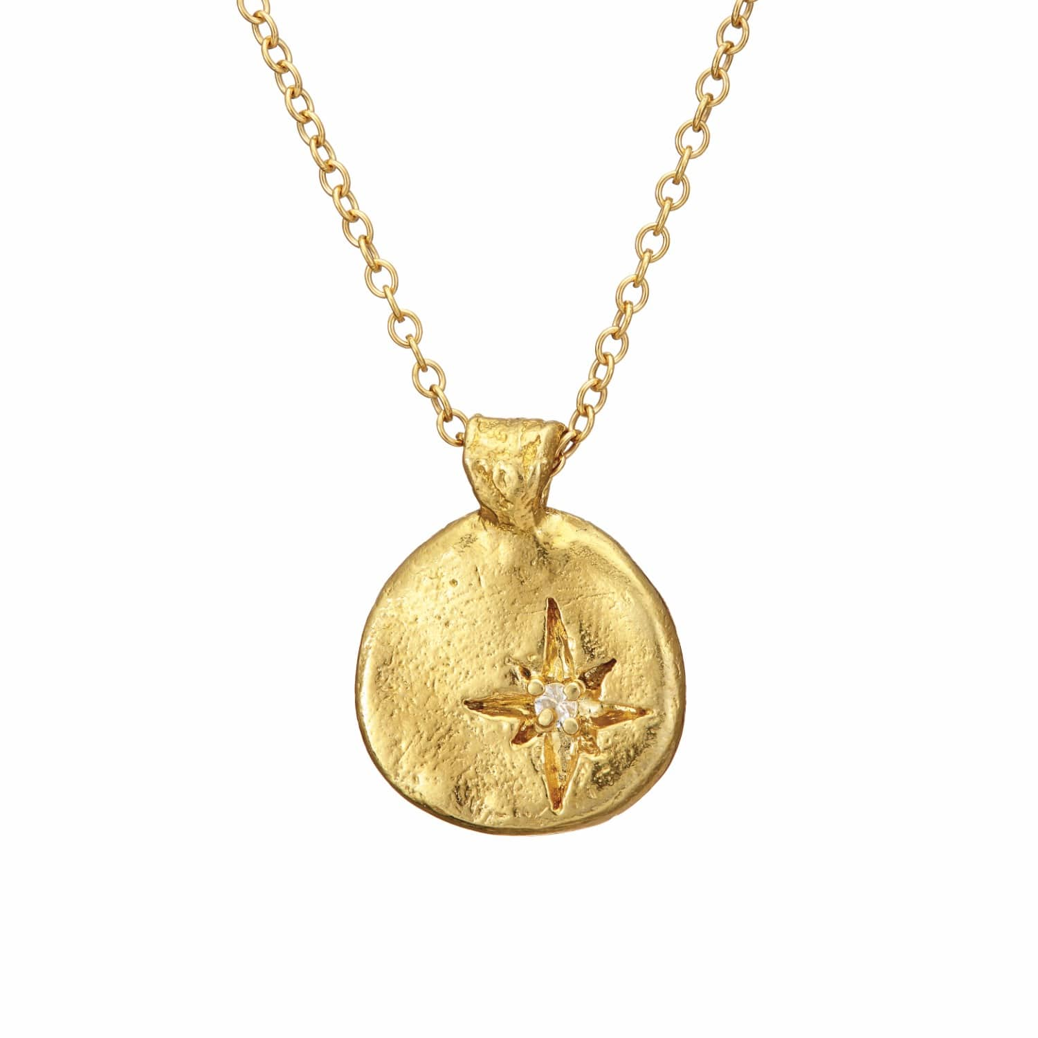 shop north contemporary buy star juvi gold jewellery pendant irish online
