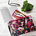 Breton Faux Leather Pouch image