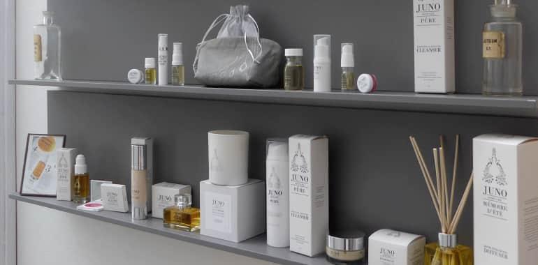 Juno Skincare | Designer Collection | Wolf & Badger