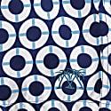 Men's Swim Trunks Life Ring - Navy image