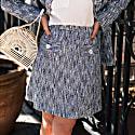Sophia Tweed Skirt image