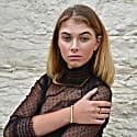 Womens Rose Gold Signature Cuff image