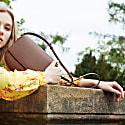 Ana Crossbody Bag In Chocolate Brown image