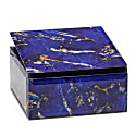 Small Square Treasure Box Lapis Lazuli image