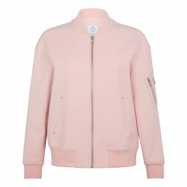 The Camden Jacket Rose