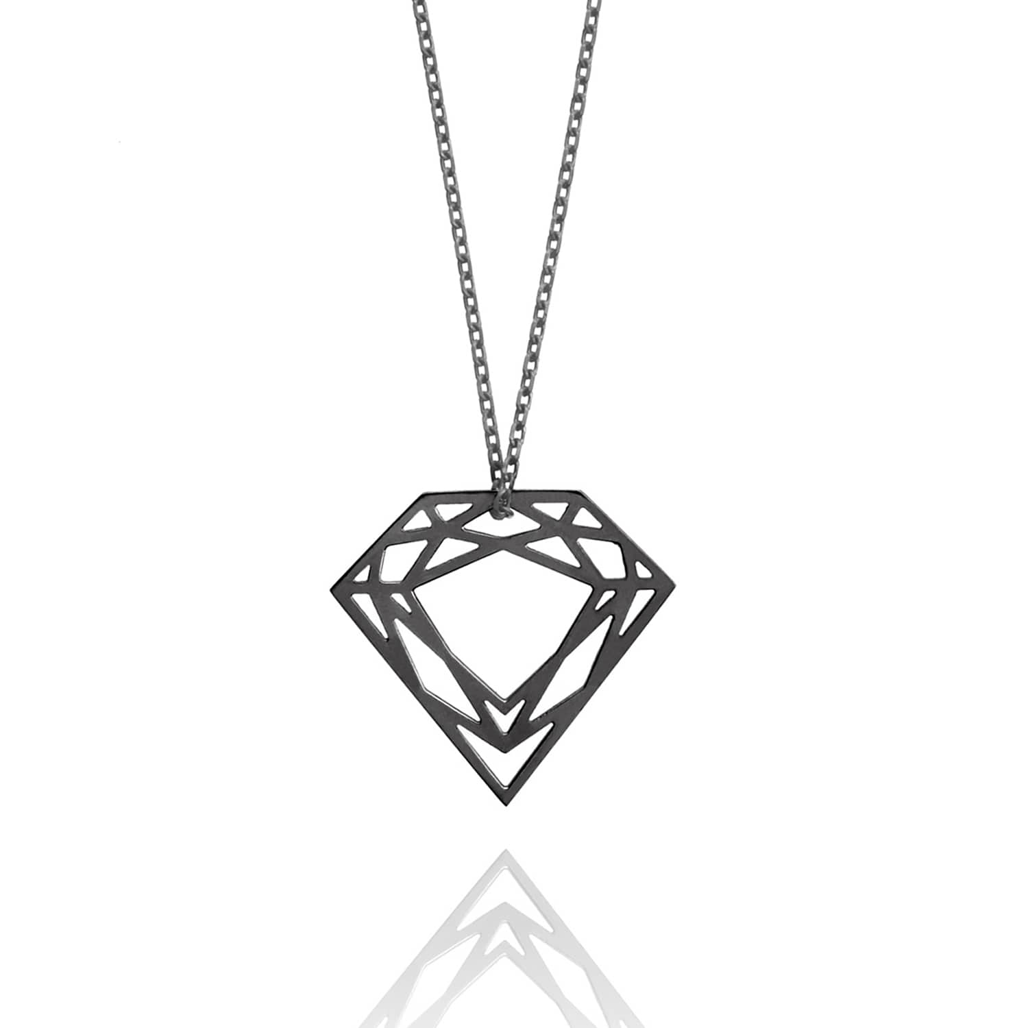 enlarged diamond necklace jewelry star kwiat black pendant products necklaces
