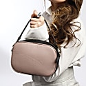The Borough Camera Bag Blush with Black image