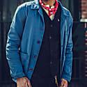 Blue Bolt Chore Jacket image