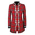 Red Frock Coat Style Jacket Triana image