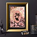 Elemental Koi Gold Print image